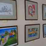 Выставка Вверх по радуге